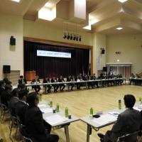 北茨城市で開催された第5回廃棄物と環境を考える協議会総会に出席