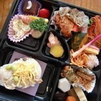 仙台ローズガーデンのお弁当。