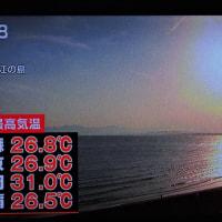 5/30 森田さんの 昨日の日没はきらいだった 文字なしはあった?
