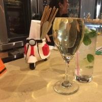 次々に襲い来る表面張力の限界のアルコール② in CIAO Itarian Bar