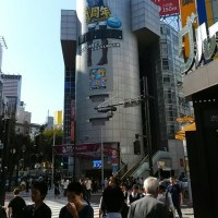渋谷に到着。2日目の仕事スタート。電動アシスト付自転車最高!
