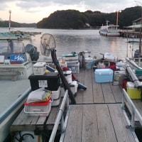 2016筏チャレンジ第3戦 的矢湾三ヶ所・永田渡船