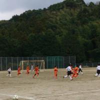 U-11後期リーグ in立花Gホスト 1/22 (日)