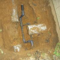 桝壊して漏水修理・・・千葉市