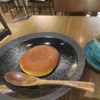 「上野」うさぎやCAFEでうさどらフレンチ焼を食べる