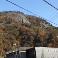 岩殿山で富士をみる・・・爺さんの山歩き