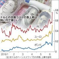 為替ヘッジコスト(1)