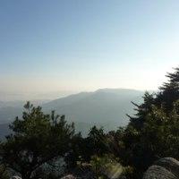 西峰からの眺望