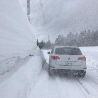 大雪の当間高原リゾート「ホテルベルナティオ」