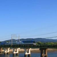 伊勢路の有名撮影ポイント 宮川橋梁(三重県)