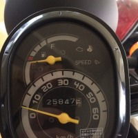 Honda Today AF67 25847km