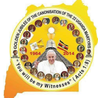 ウガンダの聖人とローマ法王