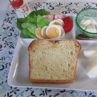 朝食(ホテルブレッド)