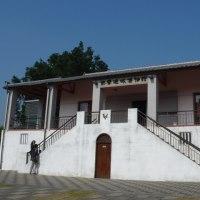冬の台南高雄旅行 15 安平古堡とオランダ積み