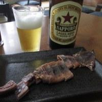 確実に浅草で生き残っている味 !! 西浅草 イカ タヌキ『つるや』 再訪   № 179