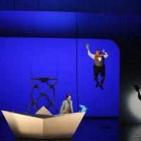 空飛ぶオペラ歌手