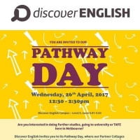 【Discover English】Pathway Day!!