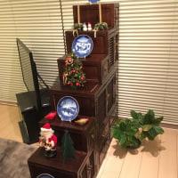 我が家にもクリスマス・シーズン到来!