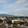 大渡町から見た赤城山