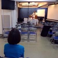 木曜礼拝 🌦 2017年5月25日