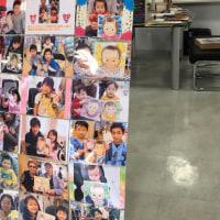 甲府タマホーム似顔絵イベント