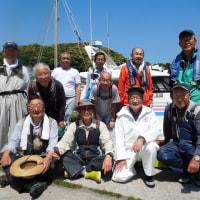 下田沖のイサキ・マダイ釣り