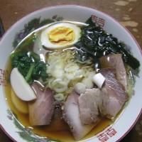 10/14 ひるごはん  叉焼麺