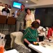 シャンソン歌手リリ・レイLILI LEY 夏の宴 フランス語シャンソン仲間カラオケ上手