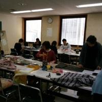 NHK文化センター柏・和裁~日曜クラス