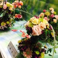 展示会の花!