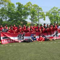 京都両洋高校サッカー部 引退の3年生お疲れ様でした。