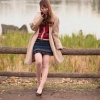 東京写真連盟・浮間公園モデル撮影会7