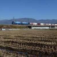 12月3日撮影その4 東線貨物は2083レ