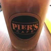 暑いから 今日は特別にアイスコーヒーを〜アチッチッ〜アチッチッ