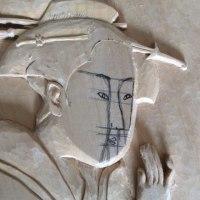 美人画を彫るNO8