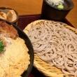 カツ丼+蕎麦セットを頂きました。 at 金沢乃家 神谷町MTビル店