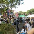 暑さに負けず 納涼祭り! 近所の文化センターで!