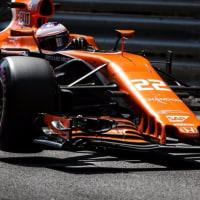 バトン、ハイスピードの新世代F1マシンを初体験「ブレーキングをまだ極められない」