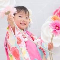 ☆3歳七五三ー楽しそうな笑顔ー♡ 神奈川県大磯町 スマイルシャトル