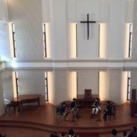 流川教会にて