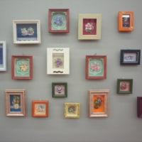 アートクラフトAZ 3Dシャドウボックス教室展