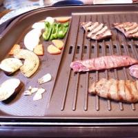 牛たん焼き焼き