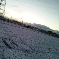 (>_<)大雪ですね!