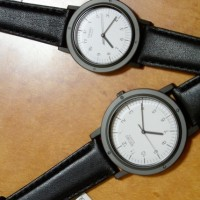 スティーブジョブズが愛用したセイコーの腕時計リメイクです。