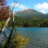 ◆日本紅葉100選の心も色づく紅葉の名所・・・・・阿寒湖滝見橋&滝口&オンネトー。