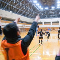 男女混合バレーボール選手権 CC大会