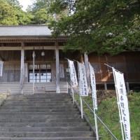 鳥海山大物忌神社 吹浦口之宮/山形県遊佐町(Chokaizan Omonoimi Jinja Fukurakutinomiya,Yuza-machi,Yamagata,Japan)