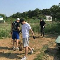 (  ¯⌓¯  ) ファン・ハナ、恋人パク・ユチョンの写真掲載「オッパと初ボランティア」