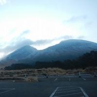 2月24日(金)のえびの高原