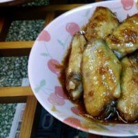 越式蜜糖雞翼